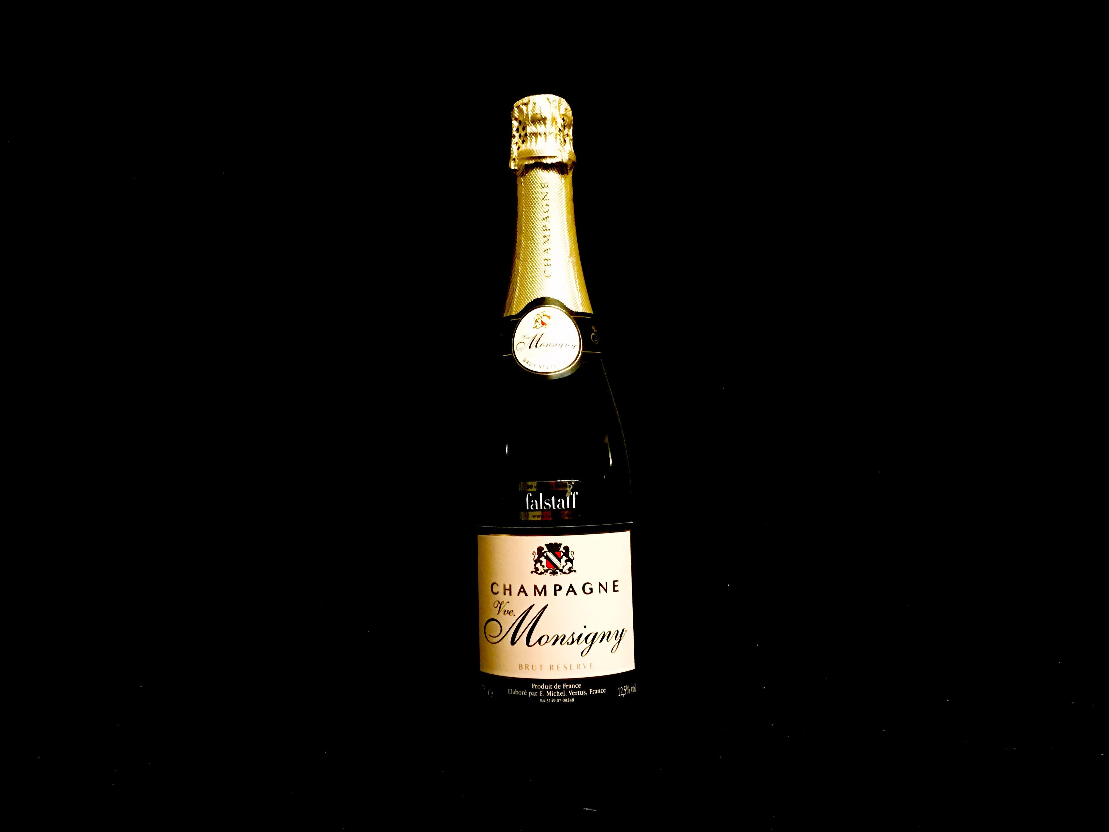 Champagner Veuve Monsigny Brut