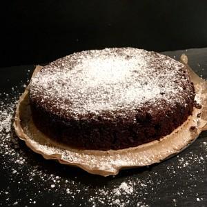 Tarte au Chocolat - französischer Schokoladenkuchen