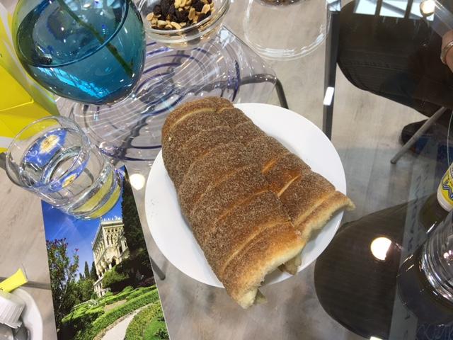 Kürtöskalacs - Ungarischer Baumkuchen