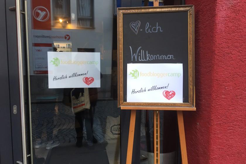 Foodblogger Camp Reutlingen 2016