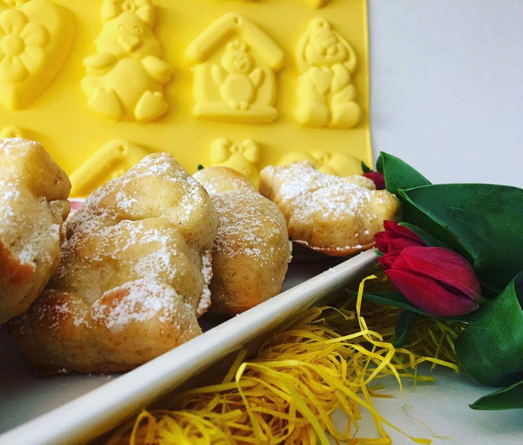Osterbäckerei mit SiliKoMart