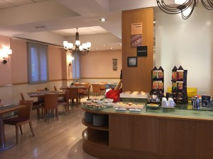 Tryp Hotel Alcala 611 Madrid Frühstück_1