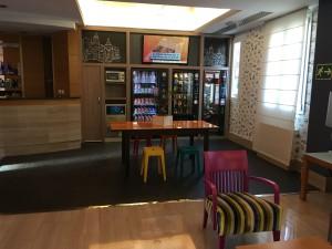 Tryp Hotel Alcala 611 Madrid Lobby