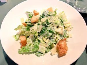 Scandic Oslo Airport Caesars Salad
