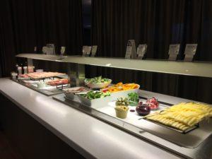 Scandic Oslo Airport - Salatbuffet und für Allergiker