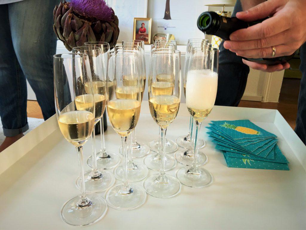 Badischer Champagner