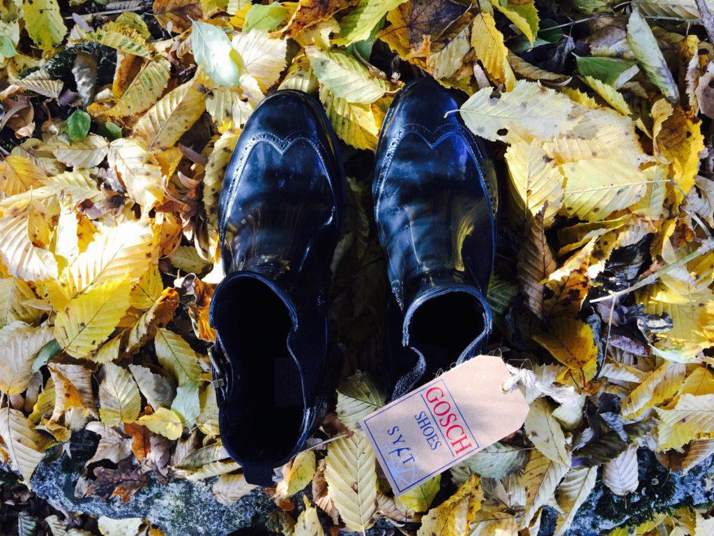 Gosch Shoes Sylt oben
