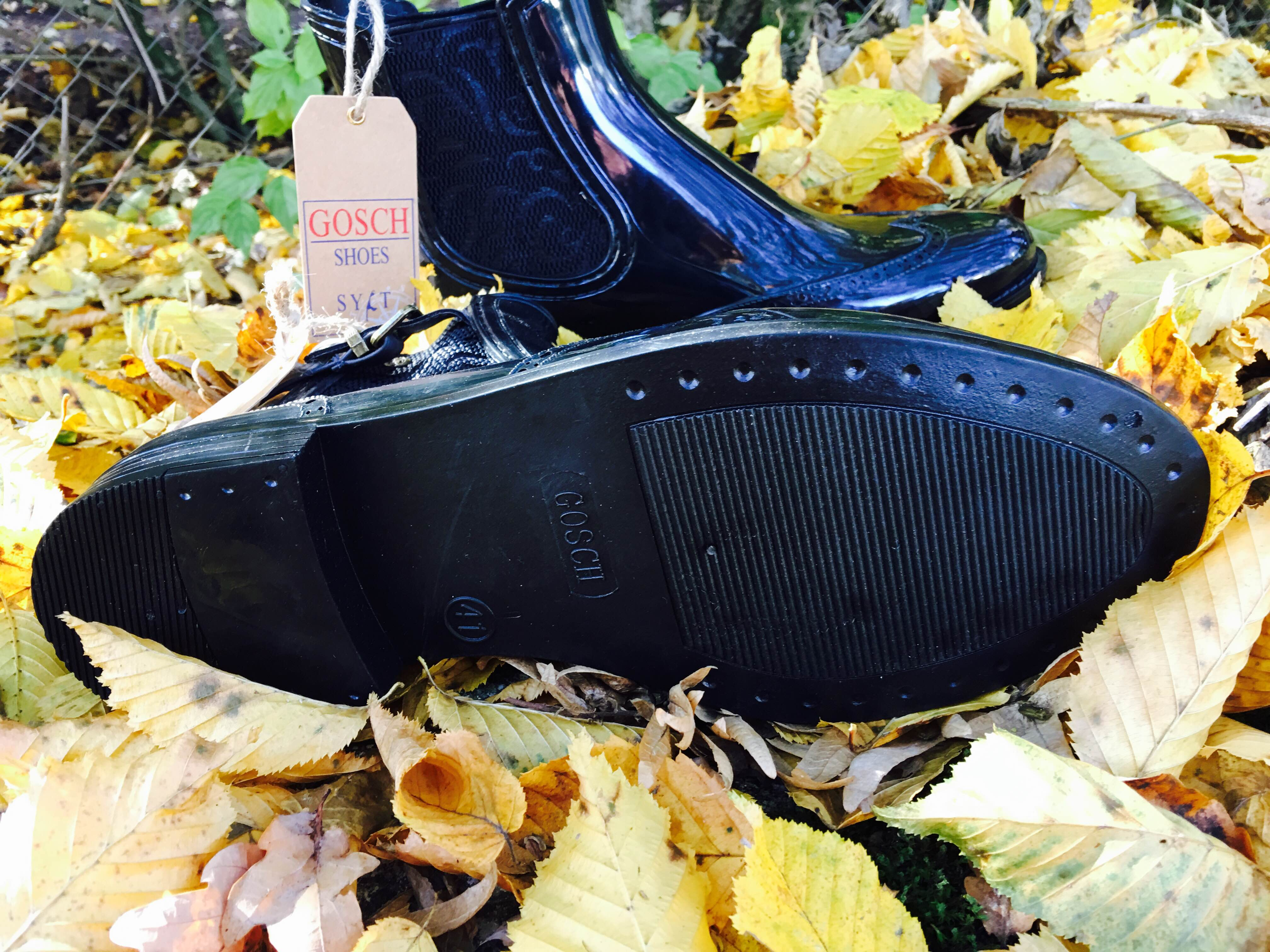 Gosch Shoes Sylt Sohle