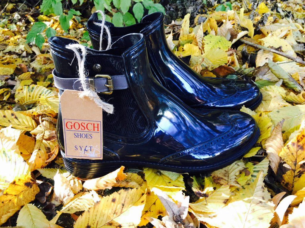 Gosch Shoes Sylt seitlich