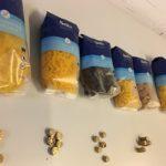 Seitz glutenfrei Nudelpakete und Formen