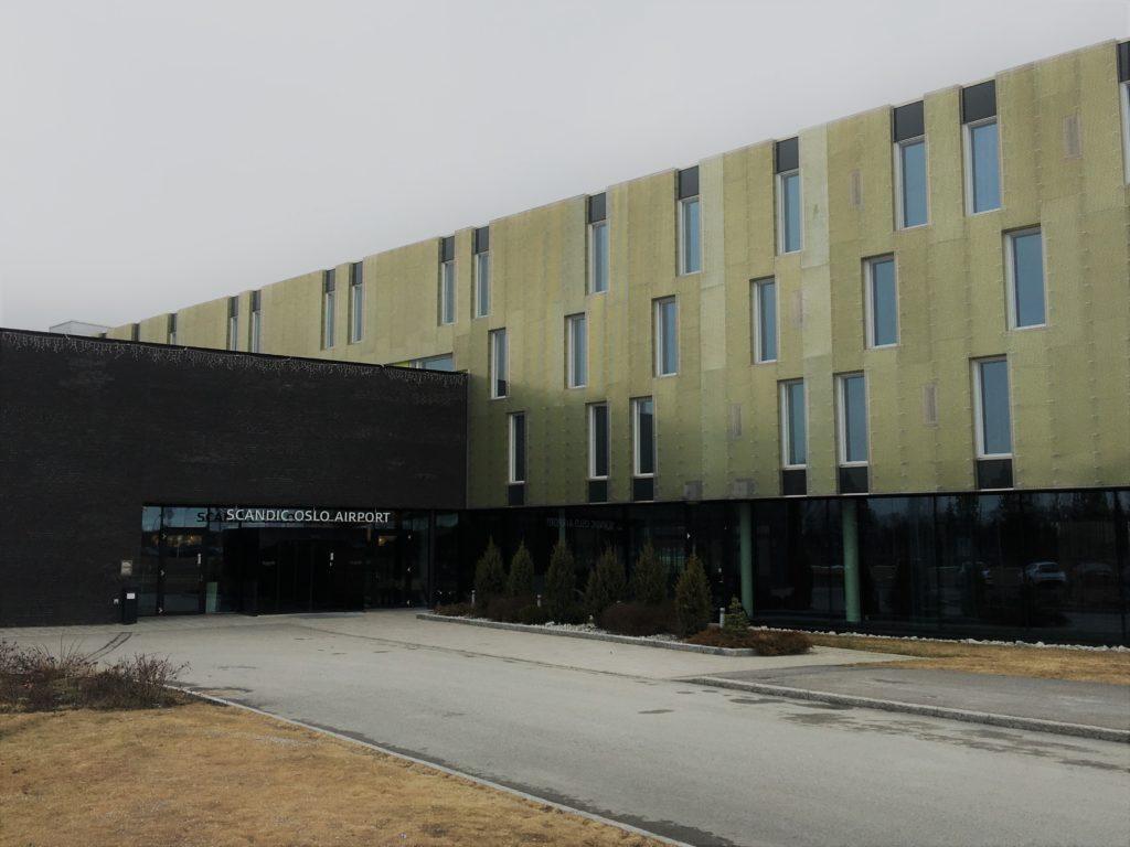 Scandic Oslo Airport Hotel