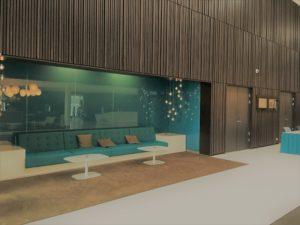 Scandic Oslo Airport Eingangsbereich und Lobby mit Sitzecke