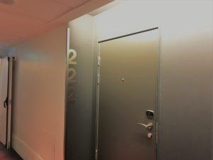 Scandic Oslo Airport Zimmer 222