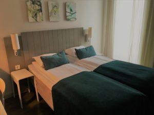 Scandic Oslo Airport Zimmer Standard Doppelzimmer