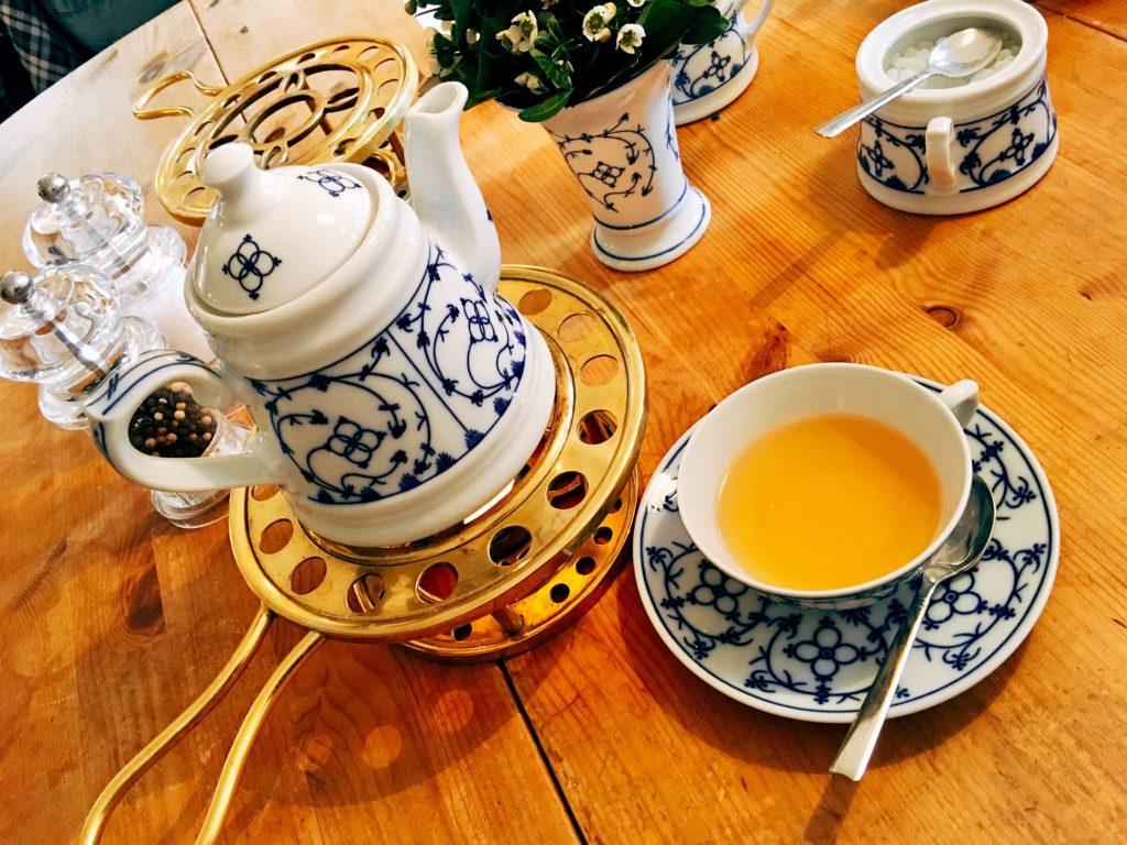 Darjeeling Tee Bremer Art
