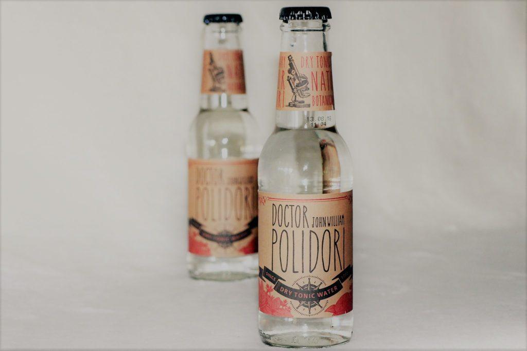 Doctor John William Polidori Dry Tonic Water in der 0,2 l Flasche