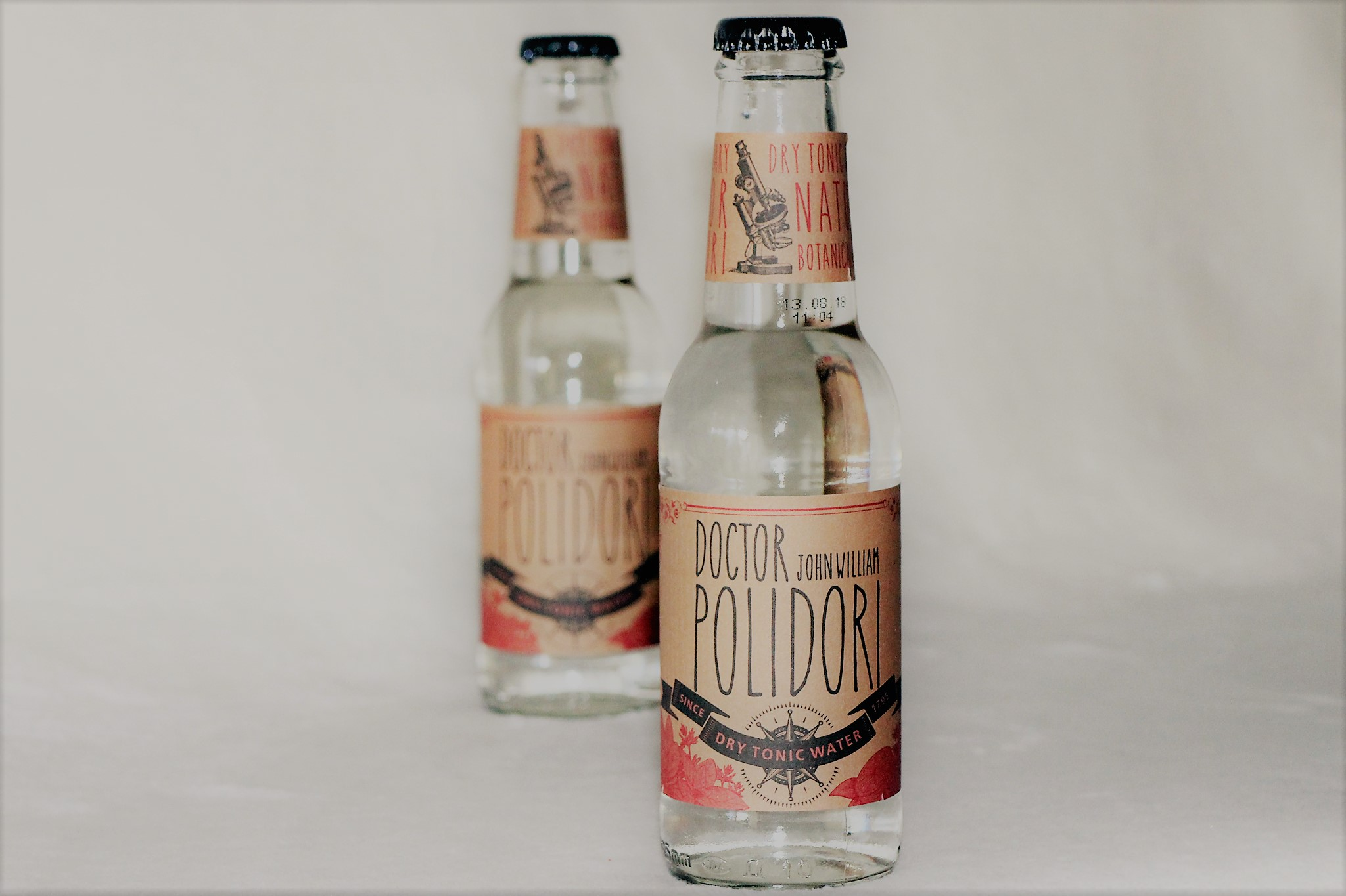 Doctor John William Polidori Dry Tonic Water in der 0,2 l Flasche