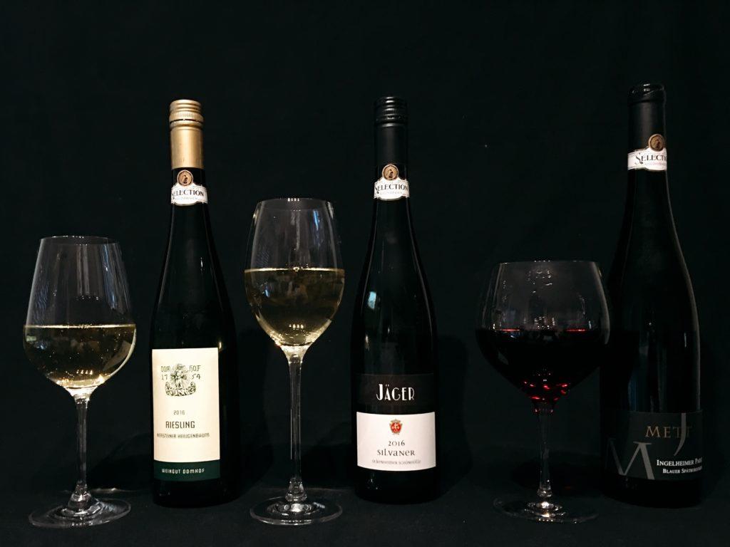 Rheinhess Wine Pairing / Tasting