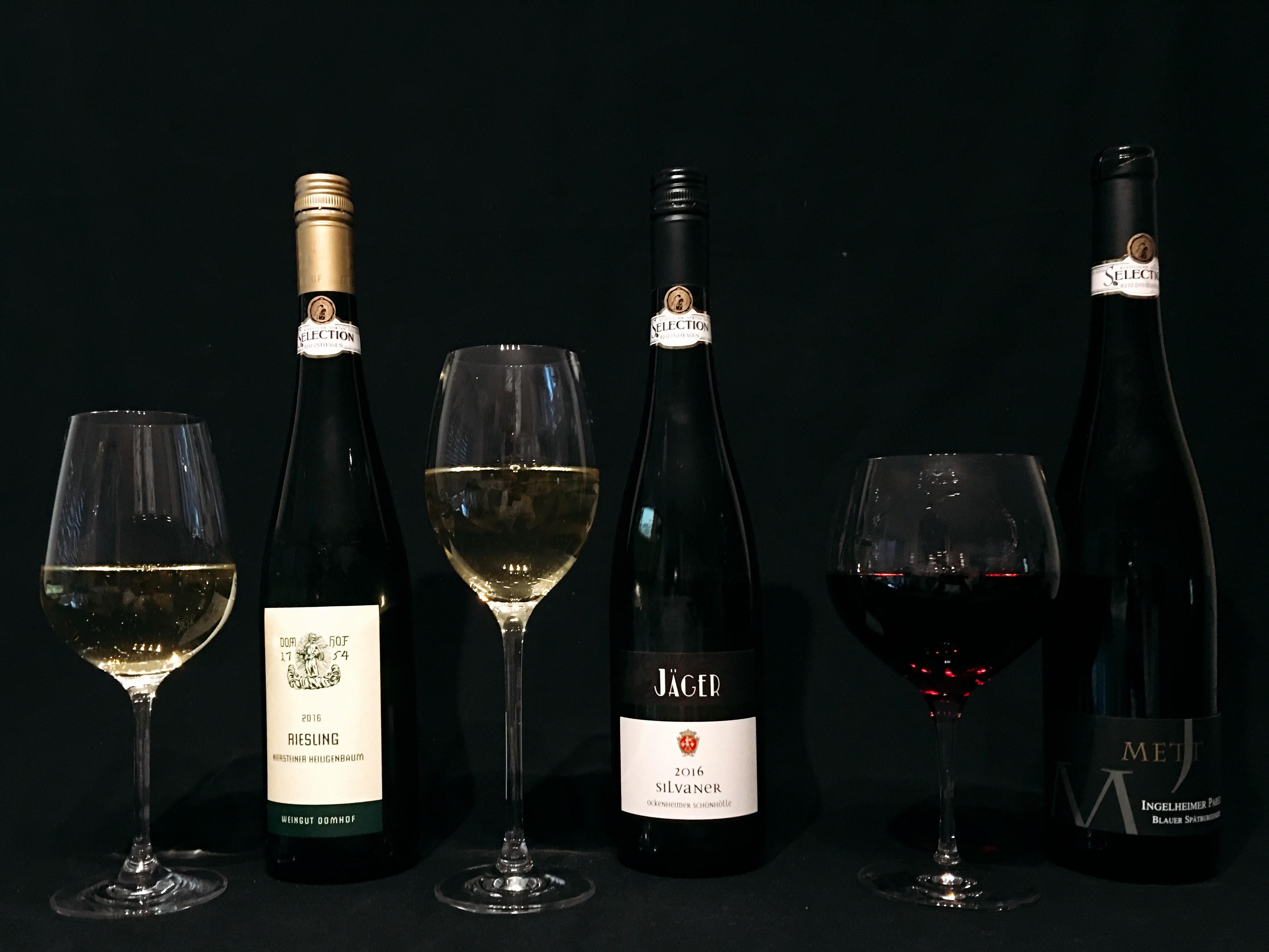 Rheinhessen Wine Pairing / Tasting