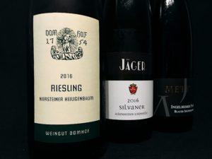 Weingut Domhof 2016er Riesling Niersteiner Heiligenbaum