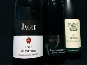 Weingut Jäger 2016er Silvaner Ockenheimer Schönhölle