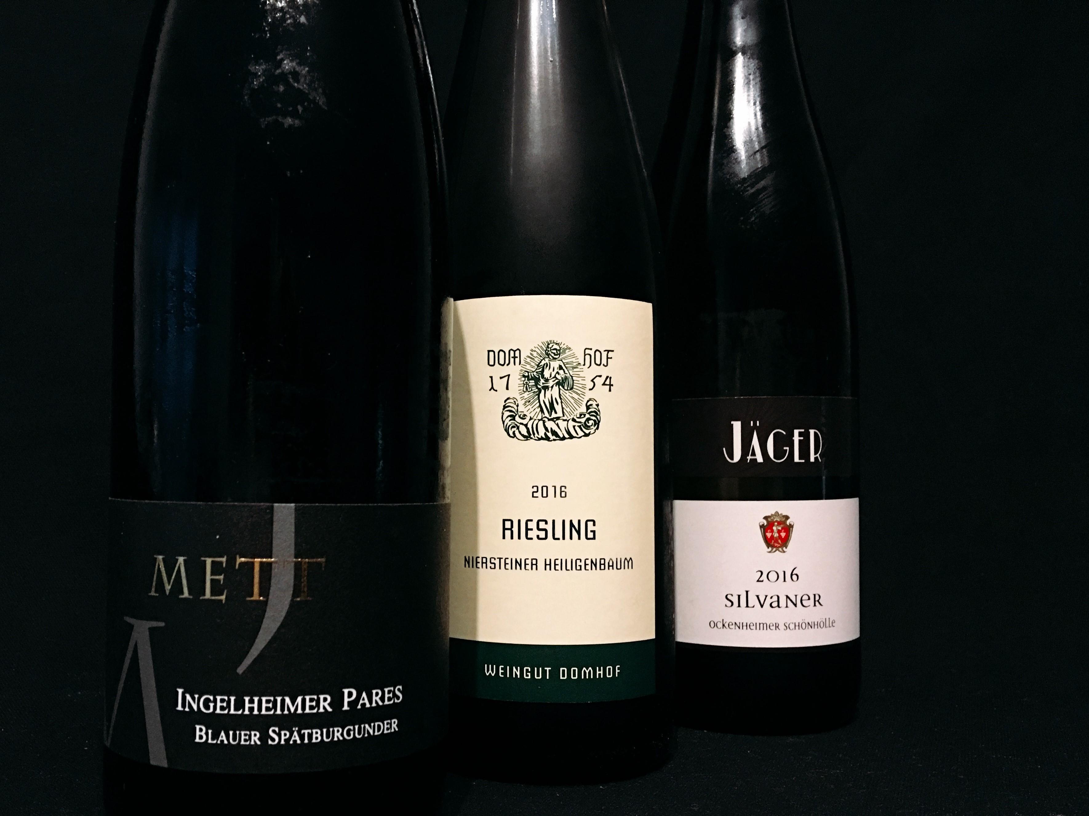 Weingut Mett Ingelheimer Pares Blauer Spätburgunder