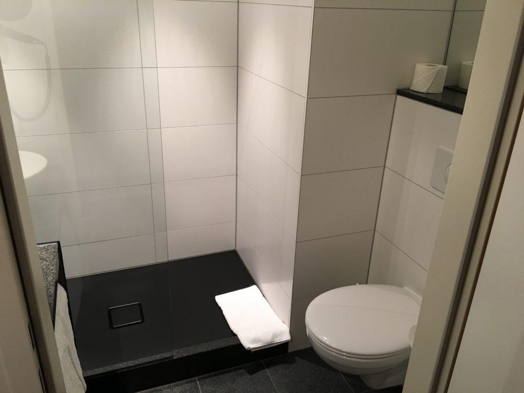Motel One Wien Hauptbahnhof - kleiner Blick in mein Mini-Spa